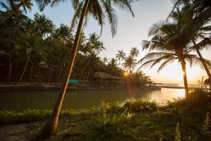 Krishna Paradise Beach Resort, Campeggi di lusso  Cola - big - 69