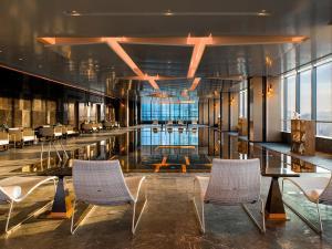 Hilton Jinan South Hotel & Residences, Hotely  Ťi-nan - big - 7