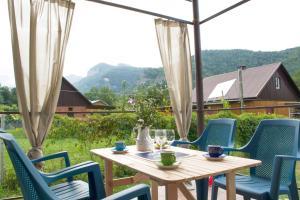 Guest house in mountains, Лоджи  Никитино - big - 14