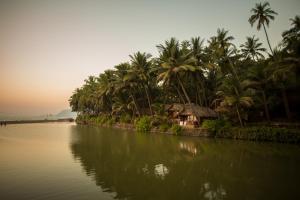 Krishna Paradise Beach Resort, Campeggi di lusso  Cola - big - 71