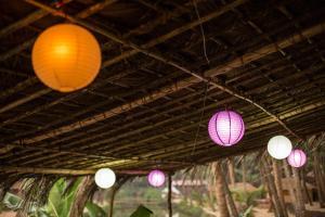 Krishna Paradise Beach Resort, Campeggi di lusso  Cola - big - 73