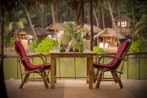 Krishna Paradise Beach Resort, Campeggi di lusso  Cola - big - 76