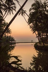 Krishna Paradise Beach Resort, Campeggi di lusso  Cola - big - 79