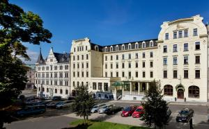 Clarion Grandhotel Zlaty Lev, Szállodák - Liberec