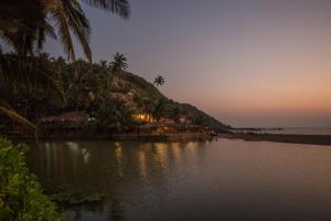 Krishna Paradise Beach Resort, Campeggi di lusso  Cola - big - 83