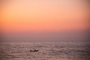 Krishna Paradise Beach Resort, Campeggi di lusso  Cola - big - 82