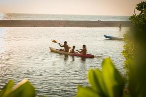 Krishna Paradise Beach Resort, Campeggi di lusso  Cola - big - 80