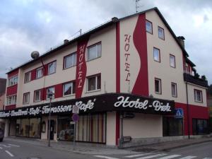 Hotel Dietz - Katzenstein