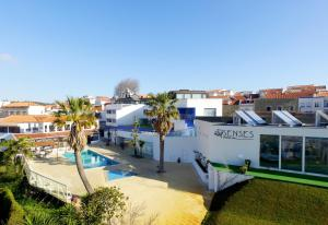 Miramar Hotel & Spa, Hotel  Nazaré - big - 89