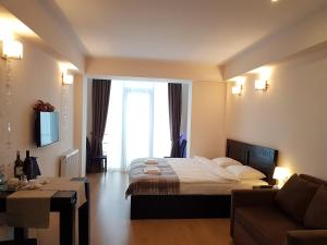 Gudauri Luxe Apartment, Apartmanok  Gudauri - big - 47