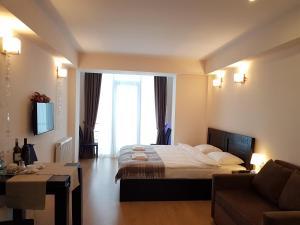 Gudauri Luxe Apartment, Apartmány  Gudauri - big - 29