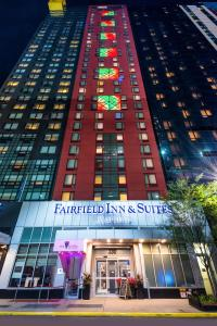 Fairfield Inn & Suites By Marriott New York Manhattan/Times Square - Nowy Jork