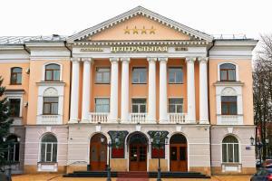Hotel Tsentralnaya (former Chernigov) - Osinovaya Gorka