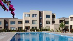 Zephyros Apartments, Apartmanok  Mandriá - big - 69