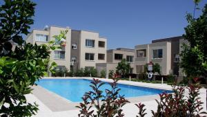 Zephyros Apartments, Apartmanok  Mandriá - big - 11