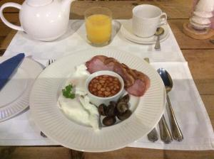 Taylard House, Bed and Breakfasts  Gamlingay - big - 19
