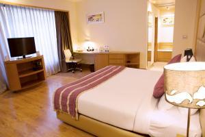 The Ocean Pearl Gardenia, Отели  Нью-Дели - big - 29