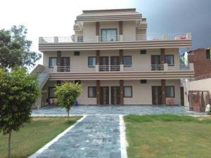 Auberges de jeunesse - Hotel Gitanjali