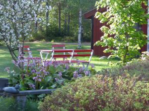 Nya Skogsgården Hostel, Hostelek  Mårbacken - big - 27