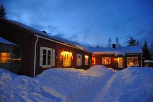 Nya Skogsgården Hostel, Hostelek  Mårbacken - big - 26