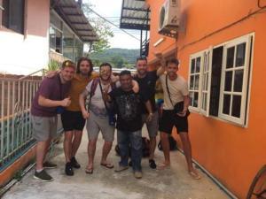 Baan Asree, Nyaralók  Aunang-part - big - 104