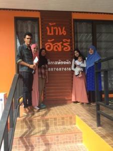 Baan Asree, Nyaralók  Aunang-part - big - 102