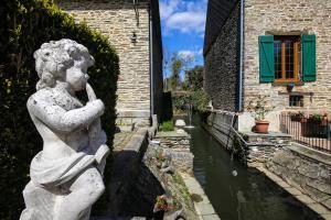 Moulin de Benneville, Pensionen  Cahagnes - big - 47