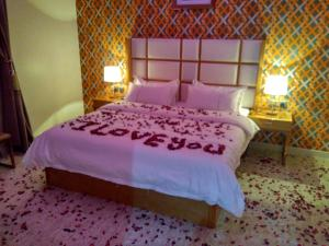 Dorrah Suites, Aparthotels  Riad - big - 53