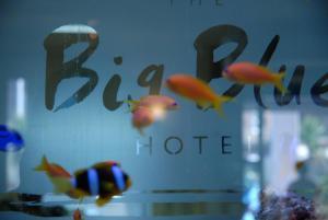 The Big Blue Hotel - Blackpool Pleasure Beach, Szállodák  Blackpool - big - 51