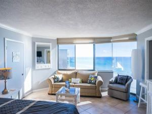 Top of the Gulf 715 Condo, Apartmány  Panama City Beach - big - 2
