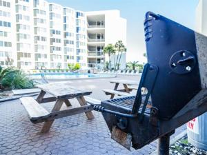 Top of the Gulf 715 Condo, Apartmány  Panama City Beach - big - 16