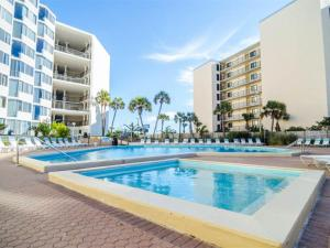 Top of the Gulf 715 Condo, Apartmány  Panama City Beach - big - 14