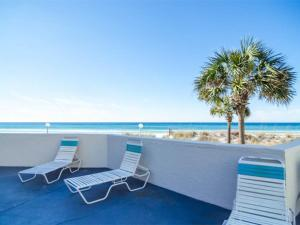 Top of the Gulf 715 Condo, Apartmány  Panama City Beach - big - 15