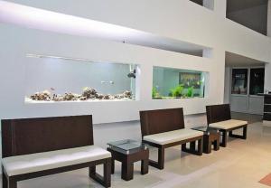 Hotel Hacaritama Colonial, Hotels  Villavicencio - big - 39