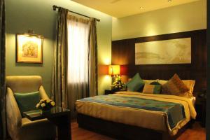 Justa MG Road Hotel, Szállodák  Bengaluru - big - 33