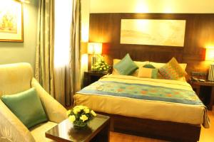 Justa MG Road Hotel, Szállodák  Bengaluru - big - 34