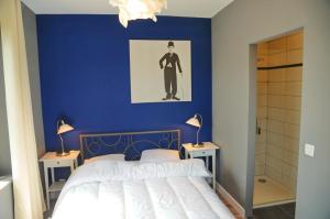 Gîte Miss Chloé, Ferienhäuser  Barvaux - big - 12