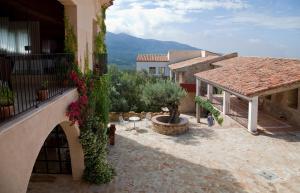 Aldea Roqueta Hotel Rural, Case di campagna  Els Ibarsos - big - 44