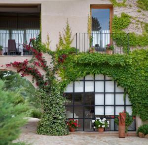 Aldea Roqueta Hotel Rural, Case di campagna  Els Ibarsos - big - 45