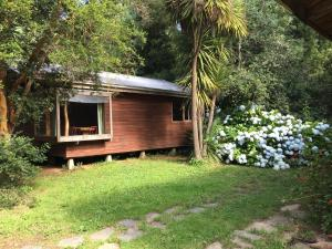 Two-Bedroom Cottage Cabanas y Camping Santa Clara