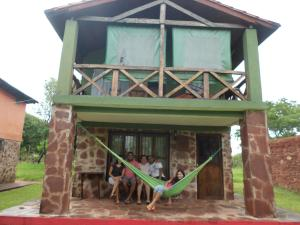Hotel Rural San Ignacio Country Club, Venkovské domy  San Ygnacio - big - 57