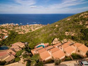 Rosa 4, Villas  Costa Paradiso - big - 5
