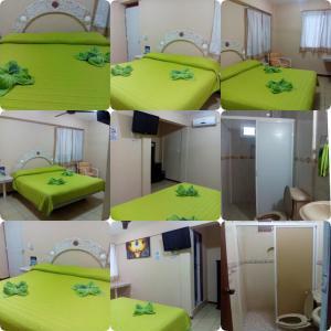 Hotel y Balneario Playa San Pablo, Отели  Монте-Гордо - big - 96