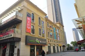 Wen Xin Da Jie Jing Xi Yuan Apartment, Apartmanok  Szucsou - big - 1