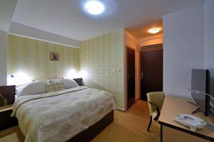 Hotel Šariš, Отели  Бардеёв - big - 3