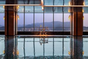 Hilton Jinan South Hotel & Residences, Hotely  Ťi-nan - big - 54