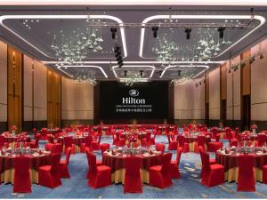 Hilton Jinan South Hotel & Residences, Hotely  Ťi-nan - big - 68