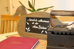 Gästehaus Alte Bäckerei - Henschleben