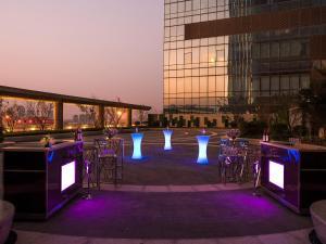Hilton Jinan South Hotel & Residences, Hotely  Ťi-nan - big - 78
