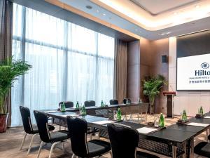 Hilton Jinan South Hotel & Residences, Hotely  Ťi-nan - big - 72